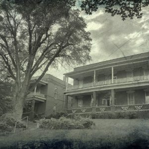 Beattie Mansion Ghost Hunt - House on the Hill