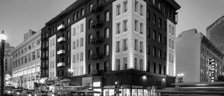 The 6 Most Haunted Hotels In San Francisco Ca Haunted Rooms America