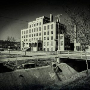 The Nazareth Hospital and Sanitarium in Mineral Wells, Texas
