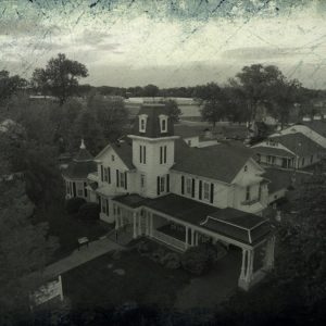 The Haunted Cheney Mansion in Jerseyville, IL